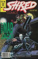 Shred #6 VF/NM; CFW | save on shipping - details inside