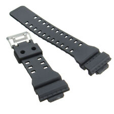 22mm Frosted Silicone Rubber Watch Band Strap For Casio G Shock Replacement New