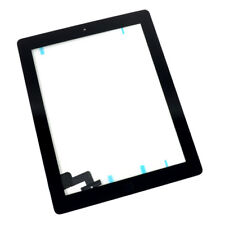 TOUCH SCREEN Vetro Vetrino per Apple iPad 2 iPad Nero e Bianco Originale