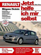 Renault Megane Scenic Reparaturanleitung Reparatur-Buch So wirds gemacht Wartung