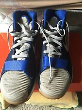 Men's KD Trey 5 III Lmtd Nike Size 11 High Top Basketball Shoes Navy White