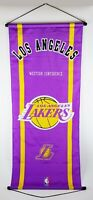 Los Angeles Lakers Western Conference 2011 Vintage 18 x 42 Banner Flag Pennant