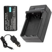 KLIC-8000 Battery +Charger for Kodak Easyshare Z612 Z1015 IS Z1485 IS Z1085 IS