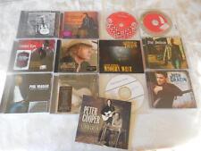 13 CDs Country All LIKE NEW Vassar, Edwards, Costner, Cooper, Gracin, Troy+++443