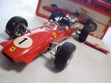 Schuco (Germany) Orange Ferrari Formula 2 1968 Wind-Up 1:16 NIB (Missing Key)