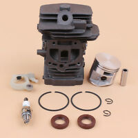 44mm Nikasil Cylinder Piston Kit For Stihl MS251 MS 251 Chainsaw Inner Plated
