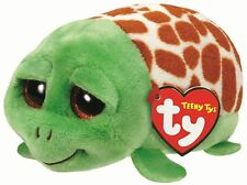 Cruiser Tortue - Teeny Ty- 6cm Mini TY Peluche Ourson - Tout Neuf Jouets Doux