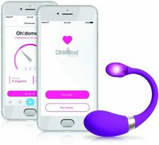 Esca 2 OhMiBod Kiiroo APP Ovulino G Spot-Stimulation bluetooth wireless