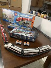 Lego Train Sets (3) 10254 NIB, 60051 & 7938 & Tracks 7895 & 7499 Opened