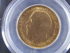 1919 PENNY AU, Graded & Encapsulated LCGS 70, MS60-61 (Freeman 185)