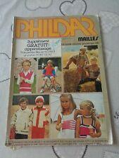livre de tricot  phildar enfants  n° 51