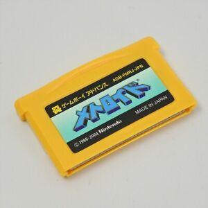 Gameboy Advance METROID Famicom Mini Cartridge Only Nintendo 929 gbac