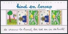 Nederland Postfris 1987 MNH blok 1390 - Kinderzegels