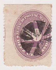 (MCO-45) 1886 Mexico 10c lilac (A)