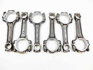Reman Connecting Rod Set (6pc) for 3.9L (239ci) 88-03 Chrysler Dodge 12V V6 OHV