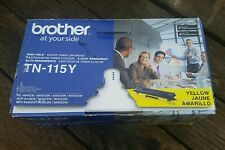 Brother TN-115Y Toner Cartridge Yellow