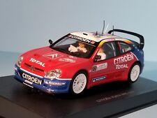 AutoArt SLOT Car 1:32 CITROEN Xsara WRC 2005 NEW in Box Lights Scalextric 13691