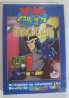 THE MAGICIAN - GLI EPISODI - KIDS CARTOONS - DVD nuovo sigillato [dv29M]
