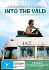 Into The Wild (2007) Emile Hirsh - NEW DVD - Region 4