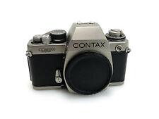 Contax S2 Titanium Body 60 years #7538 lp049