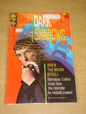 DARK SHADOWS #5 VF- (7.5) GOLD KEY COMICS MAY 1970