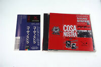 COSA NOSTRA XRCN-1009 CD JAPAN OBI A5942