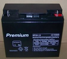 SLA  DEEP CYCLE12V 20AH BATTERY