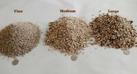 1 GALLON OF VERMICULITE FOR SEED STARTING FINE - MEDIUM - LARGE GARDEN BEDDING