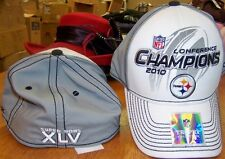 Steelers Baseball Cap 2010 NFL VL Super Bowl XLV Men One Size New