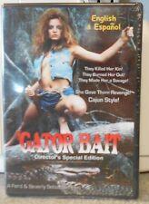 Gator Bait (DVD, 2012) RARE 1974 ACTION THRILLER BRAND NEW
