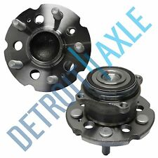 Both (2) New REAR 2009-15 Honda Pilot FWD Complete Wheel Hub & Bearing Assembly