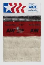 AW-21P *AMERICAN WICK* Kerosene Heater Wick w/ Pins Double Clean, Kero-Sun Omni