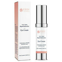 EssyNaturals.Anti-Aging Rapid Reduction Eye Cream - Visibly and Instantly Red...