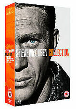 Steve McQueen Collection : The Great Escape / The Magnificent Seven / The Thomas
