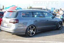 VW Passat 3c b6 retrasadas frase faldones alerón