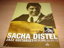 SACHA DISTEL - JAZZ GUITARIST!!!!!!!!!!!!!!! PLAN MEDIA