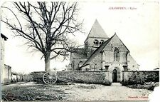 CP 08 ARDENNES - Alland'Huy - Eglise b