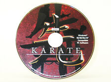 Karate - Windows 7 / Vista / XP / 95/98 Computer PC Martial Arts Fighting Game