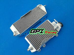 FOR Kawasaki KX450F KXF450 2010 -2015 2014 2013 2012 aluminum alloy radiator