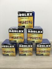 Lot of 6 Roblox Celebrity Series 2, Blue Mystery Box New Sealed