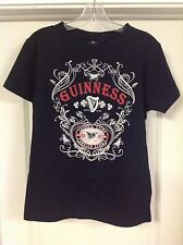 Official GUINNESS St Patty's Extra Foreign Stout Ireland Beer Shirt Womens Large