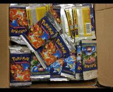 (1) 1999 Pokemon Base Set Booster Pack **Box Fresh** Factory Sealed Mint !!
