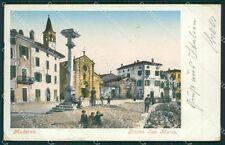 Brescia Maderno cartolina QK7104