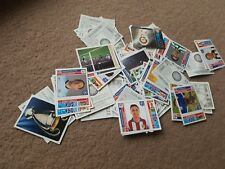 40 FOOTBALL 2014-2015 CHAMPIONS LEAGUE STICKERS SOCCER ITEMS BY PANINI,SPORT.