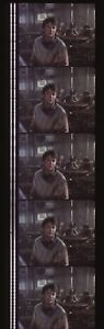 Back to the Future 3 35mm Film Cell strip very Rare n131