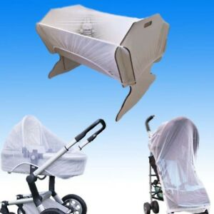 Mosquito Net for Baby Prams PushChairs Cots Cover Netting Insect Dome Bedroom