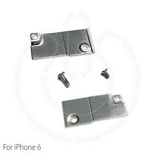 "iPhone 6 4.7"" Battery Power Connector Metal Bracket Shield Cover Plate & Screws"