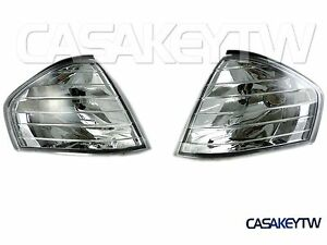 Mercedes Benz Clear Corner Light 129 R129 Sl320 Sl500 Corner Light Lamps Cr129