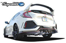 GREDDY SP 2017-2018 HONDA CIVIC TYPE R HATCHBACK TURBO SUPREME CATBACK EXHAUST
