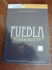 PUEBLA HEROICA sitio de puebla batalla 5 de mayo brand new DVD region code 1&4